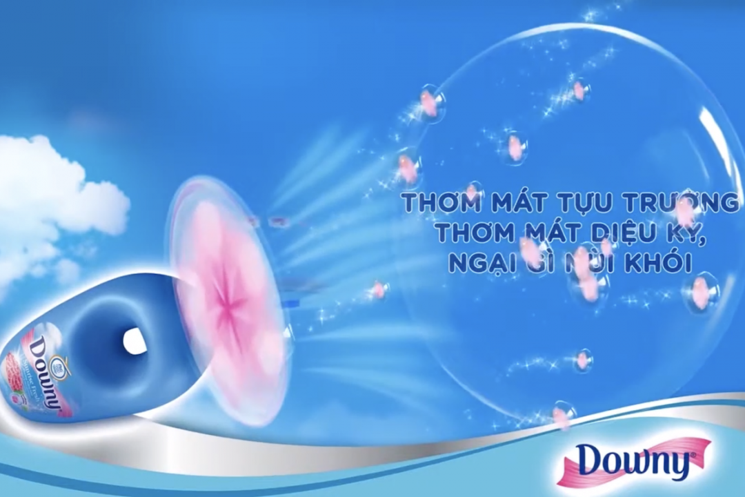 [DOWNY] New product thematic video
