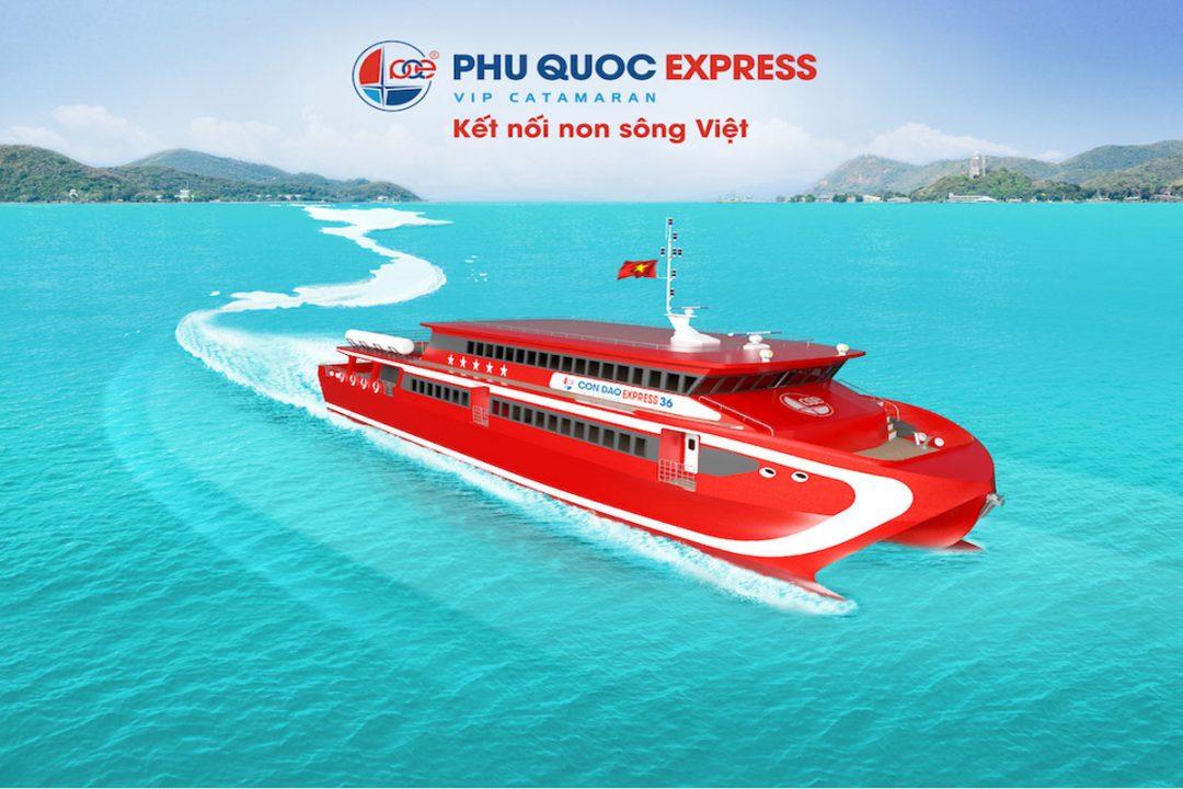 [PQE] Launching Côn Đảo Express