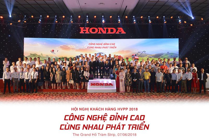 [HONDA VIETNAM] Dealer conference